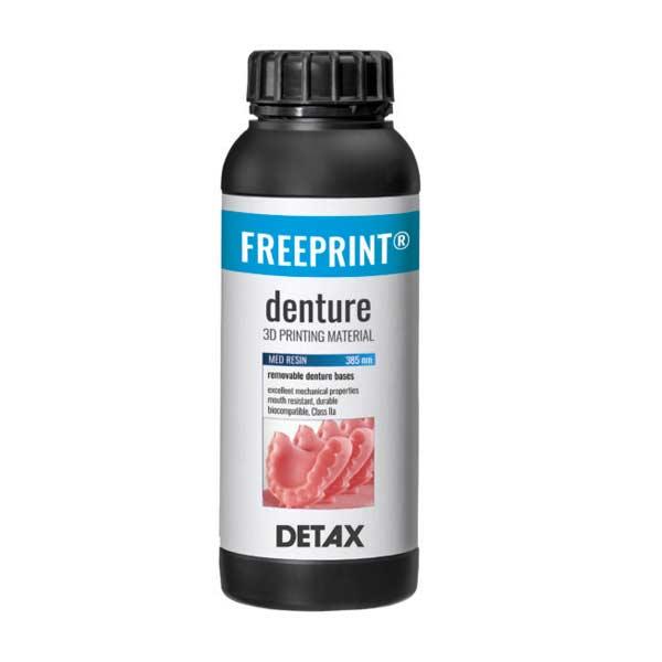 Detax Freeprint denture